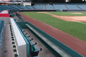 Diamond Field Box Seats