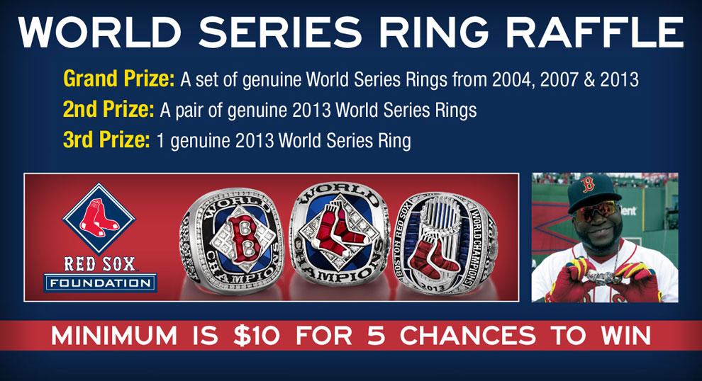 World Series Ring Raffle