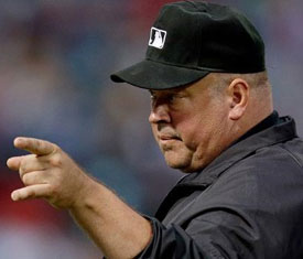 Wally Bell, a veteran umpire with 21 years of Major League experience, died October 14, 2013.
