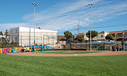 Excelsior Playground Field